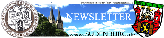 SudenburgNewsletter